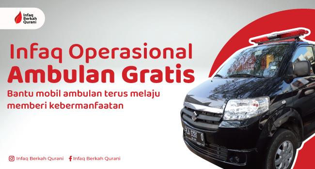 Read more about the article Ambulan untuk Melayani Ummat